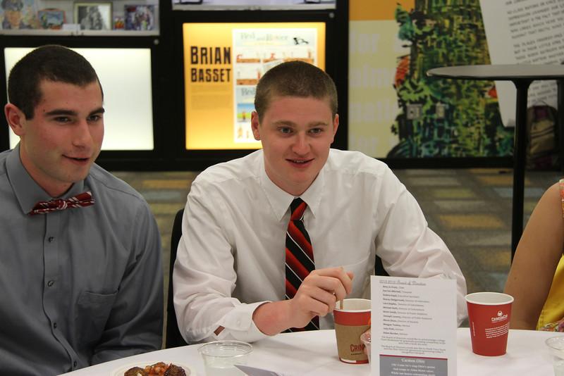 2013 Drake Student Leader Banquet