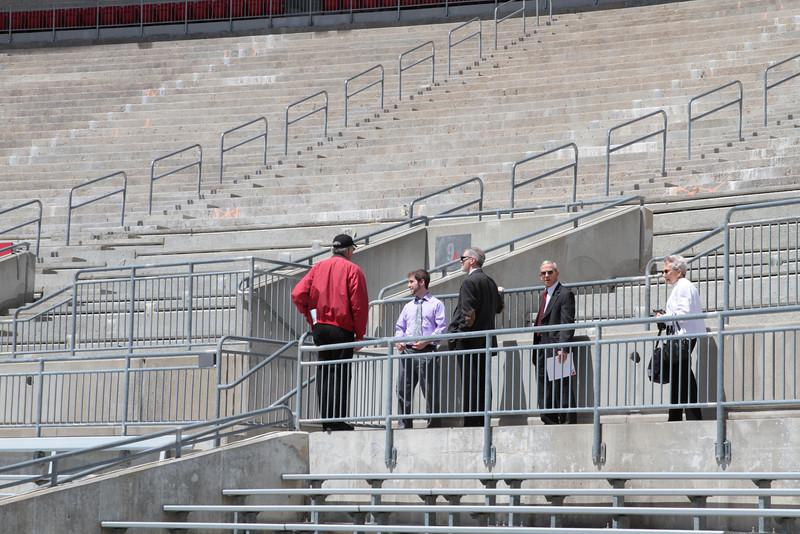 2013 Ohio Stadium Tours