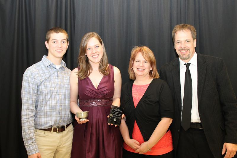 2013 Outstanding Leadership Senior Award Dinner