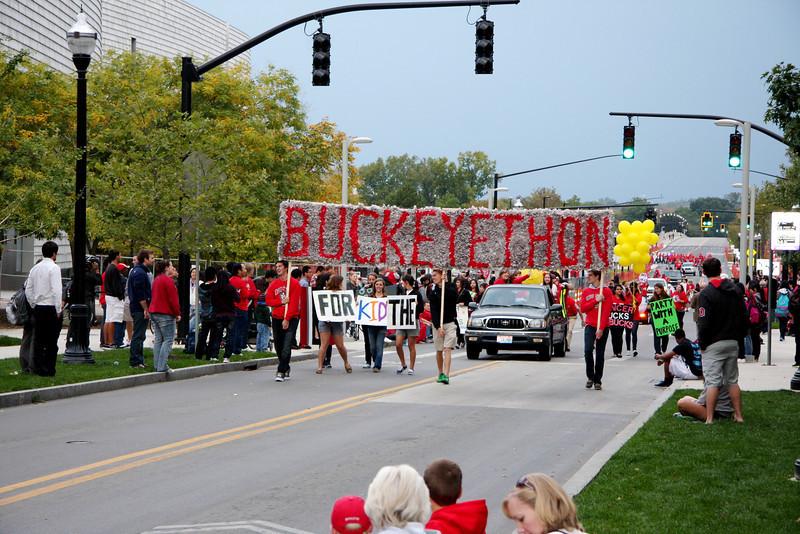 2012 Homecoming Parade
