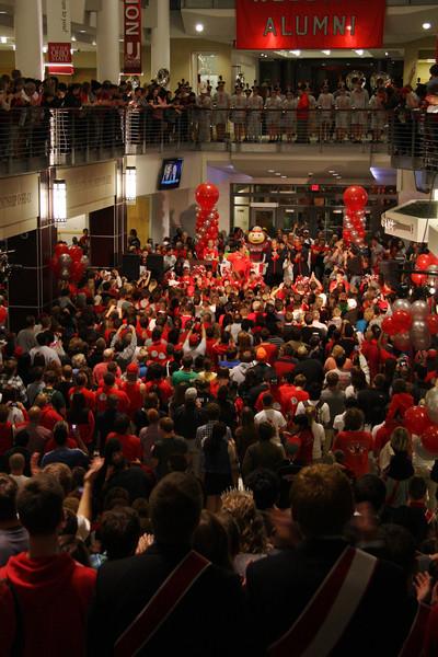 2012 Homecoming Pep Rally