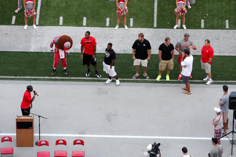 2012 Buckeye Kickoff