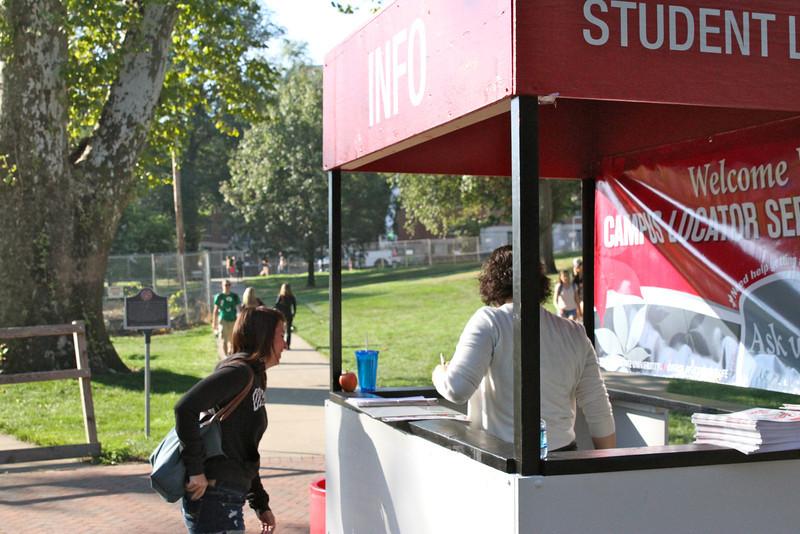2012 Campus Locators