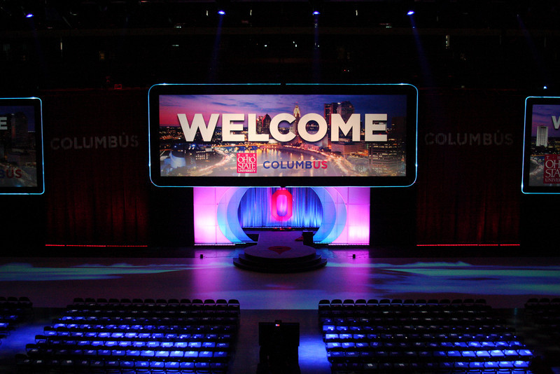 2012 COLUMBUS Welcome
