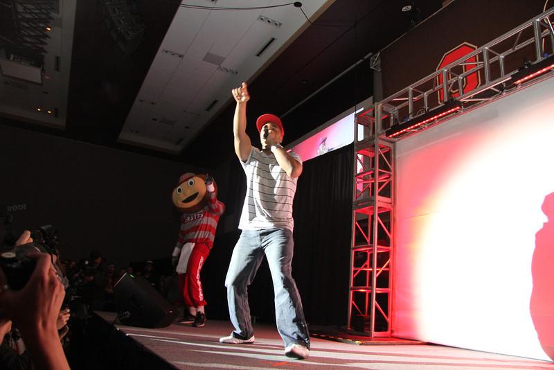 2012 Beat Michigan Week Pep Rally