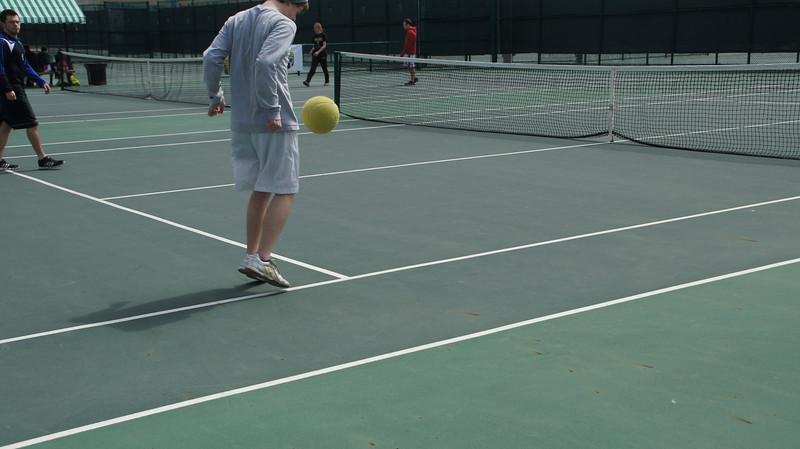 2013 Soccer Tennis Charity Tournament