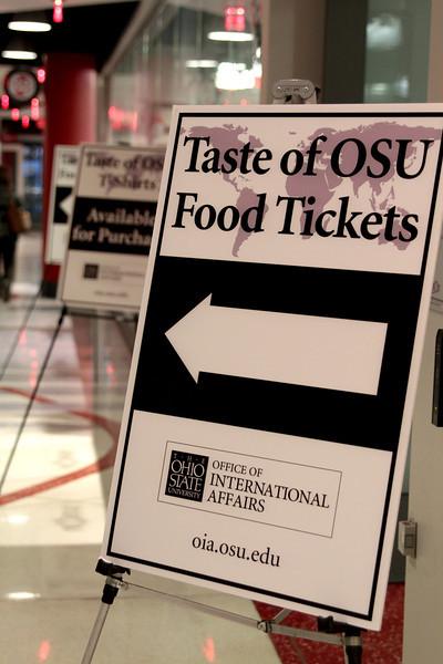 2013 Taste of OSU