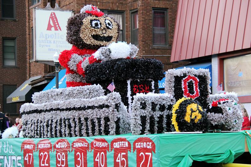 2013 Homecoming Parade