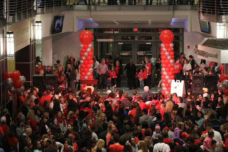 2013 Homecoming Pep Rally