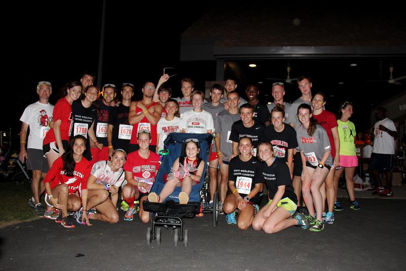 2013 BuckeyeThon Miracle Miles 5K