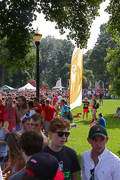 2013 Autumn Student Involvement Fair