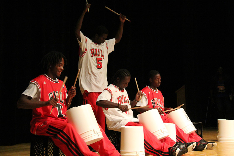 2013 Drums and Dough