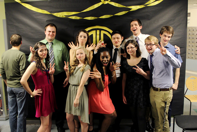 2014 Lincoln Tower Semi Formal