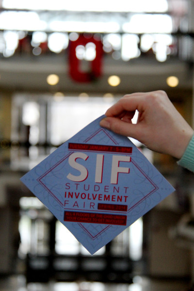 2014 Winter Involvement Fair