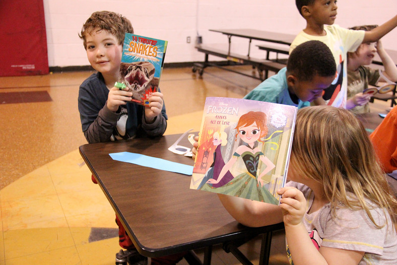 2014 Stories for Students Celebration