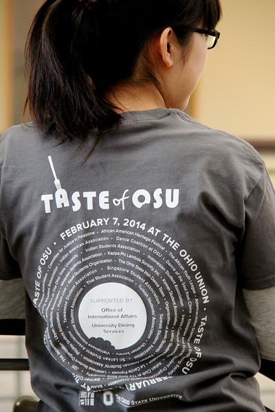 2014 Taste of OSU