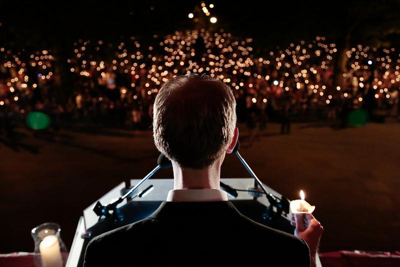 Candlelight Ceremony 2015