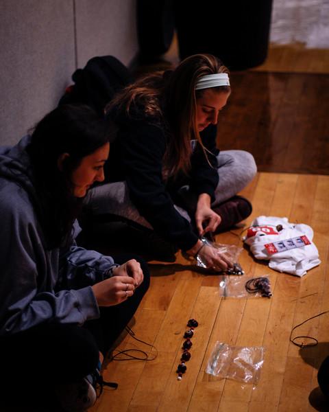 2014 OUAB's Beat Michigan Craft Night
