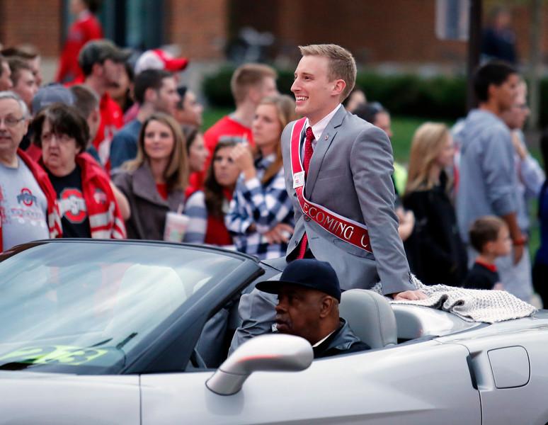 2014 Homecoming Parade