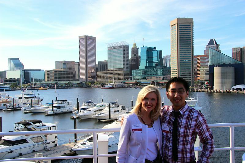 2014 SL Baltimore Reception