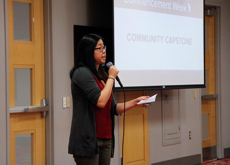 2014 Community Capstone