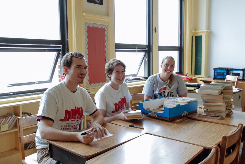 2014 Community Commitment Student Involvement Service