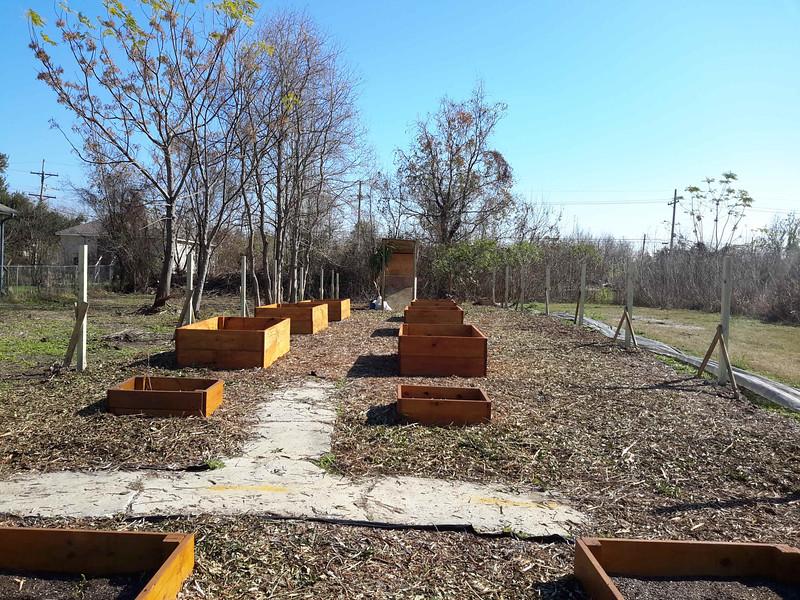 2015 Sugar Bowl Service Project