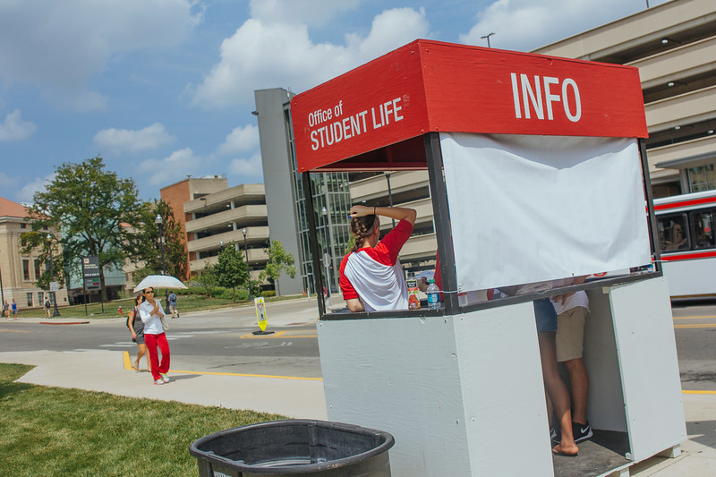 2014 Campus Locater Booths