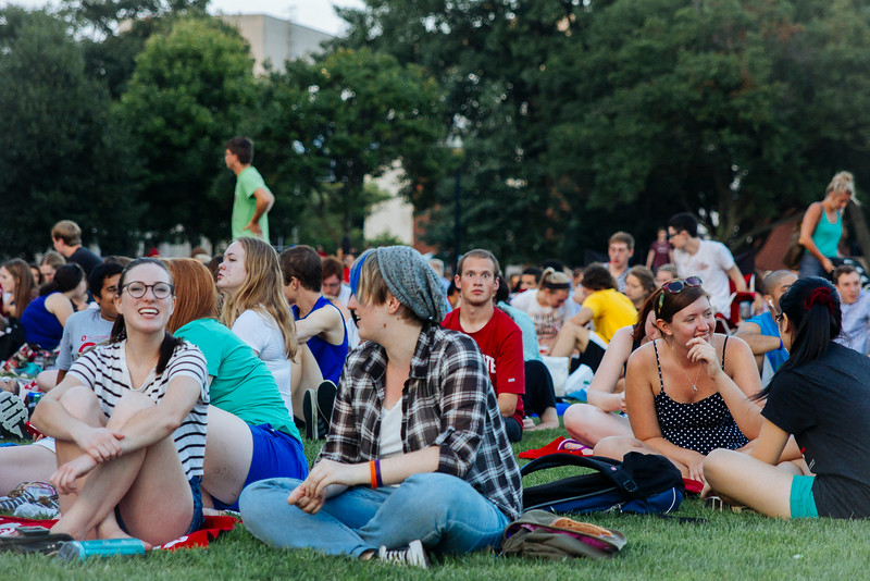 2014 Movie on the Oval