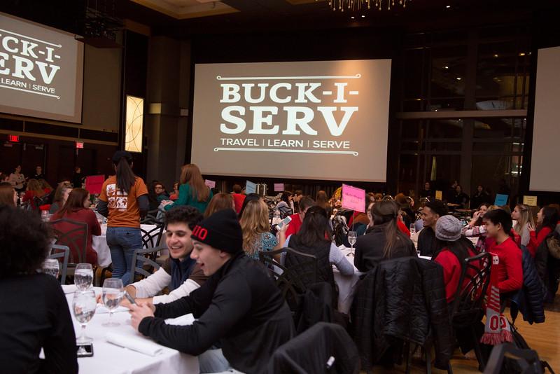 2016 Buck-I-SERV Winter Welcome Back Gala
