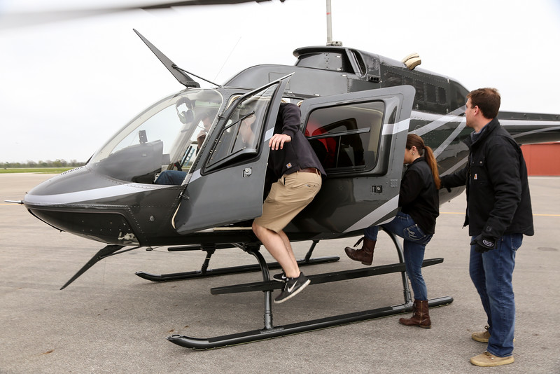 Helicopter Tours 2016