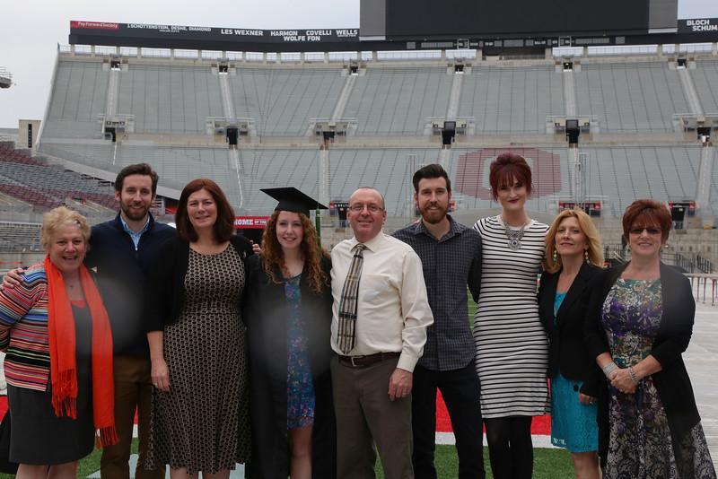 2016 Commencement Week Ohio Stadium Tours