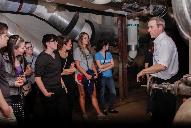 2016 Steam Tunnel Tours