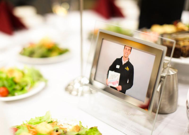 2016 Outstanding Senior Dinner