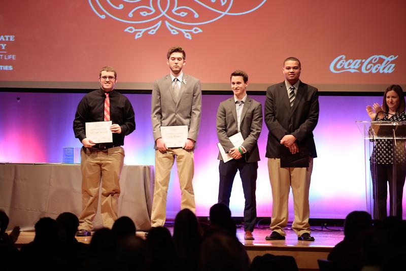 The 2016 Leadership Awards