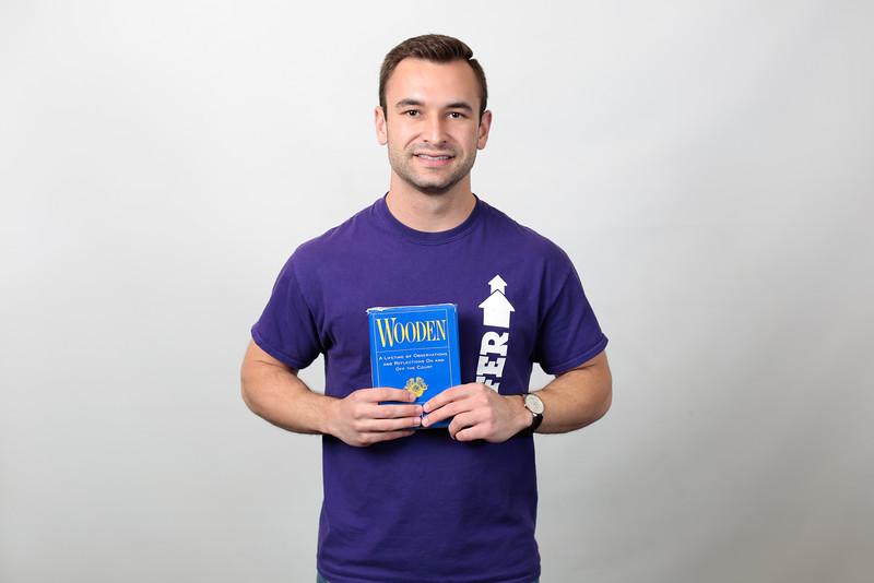 2016 Student Leadership Awards Portraits