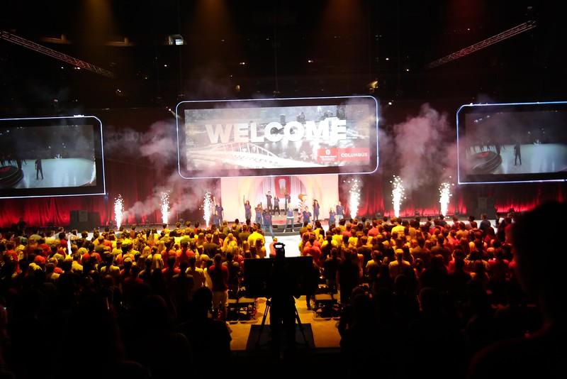 2015 Columbus Welcome