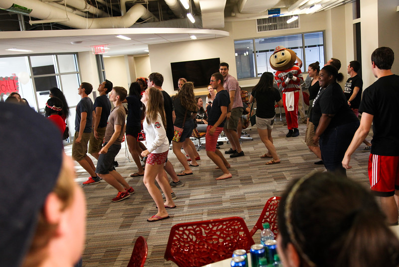 2015 North Campus Residence Hall Opening Day