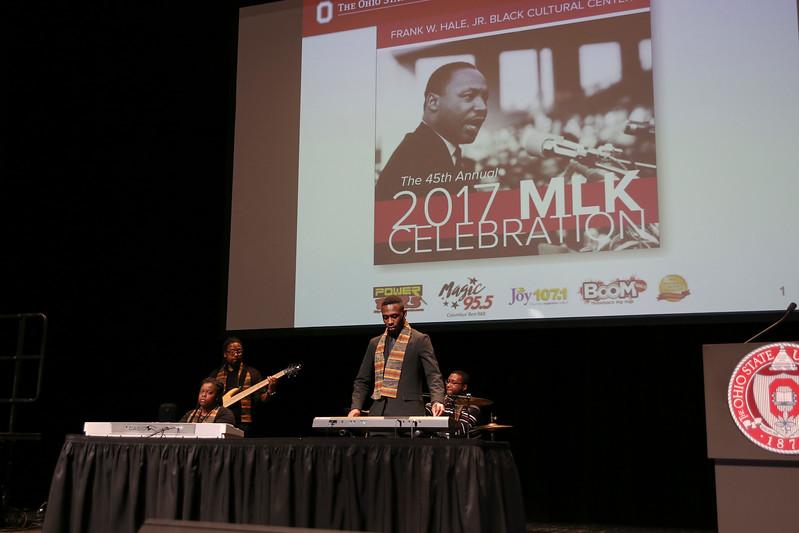 2017 45th MLK Celebration