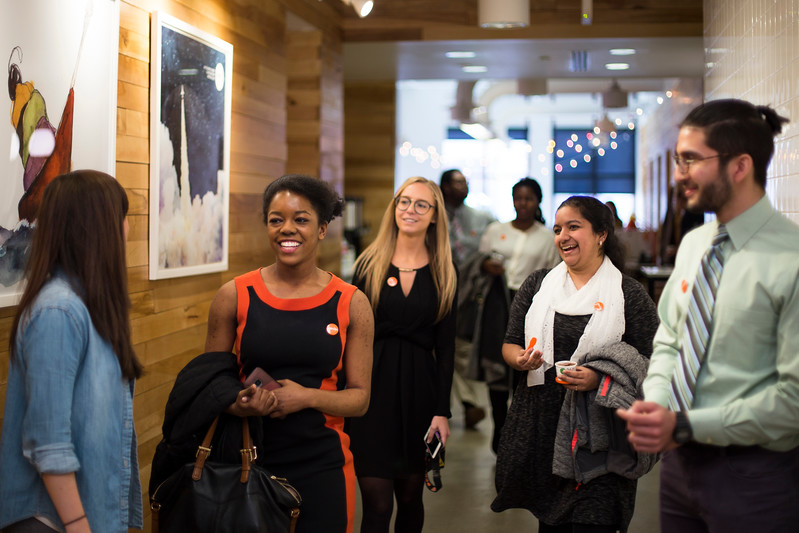 2017 BSEP visit to Jeni's Ice Cream Corporate Office