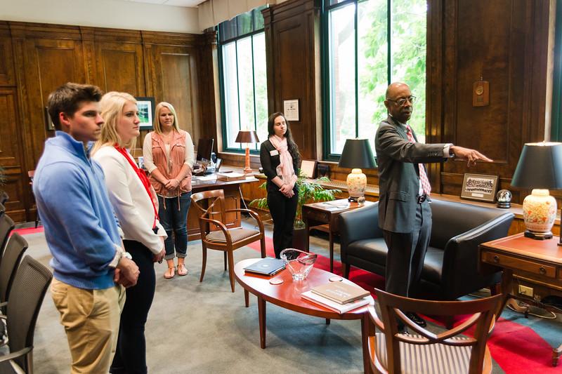 2017 President Office Tours