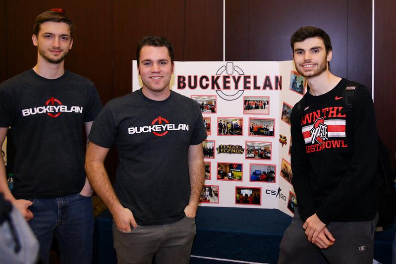 2017 Spring Student Involvement Fair