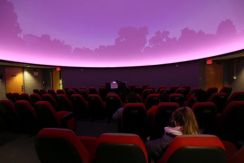 2016 Planetarium Tours