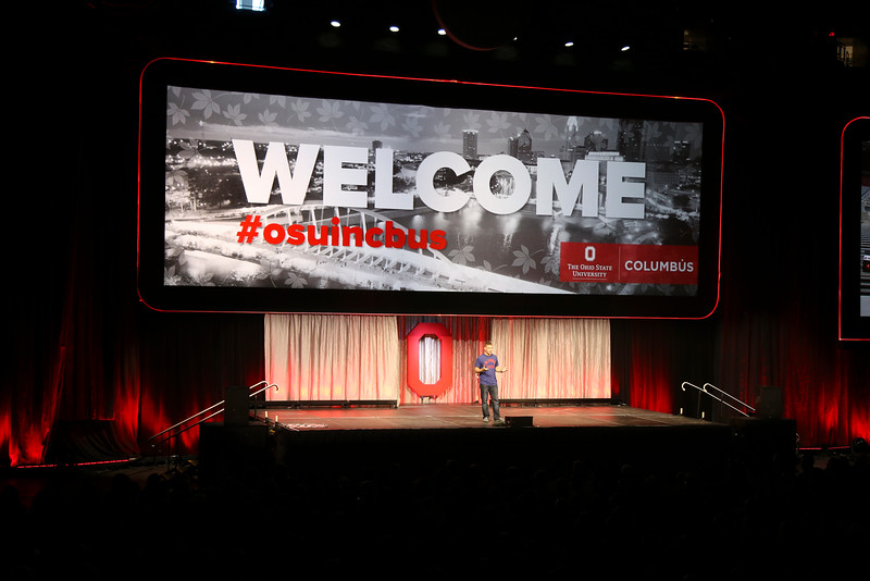 2016 Columbus Welcome Event