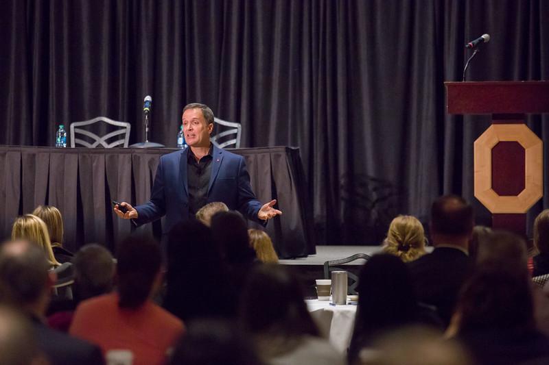 Speakers at the 2018 Leadership Summit