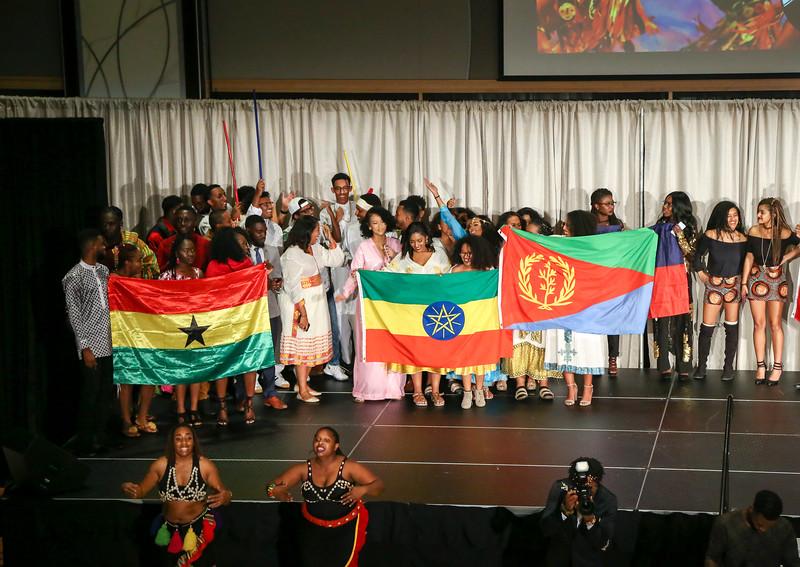 2017 African Night