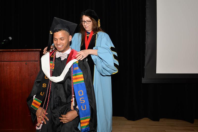 2018 HESA Graduation