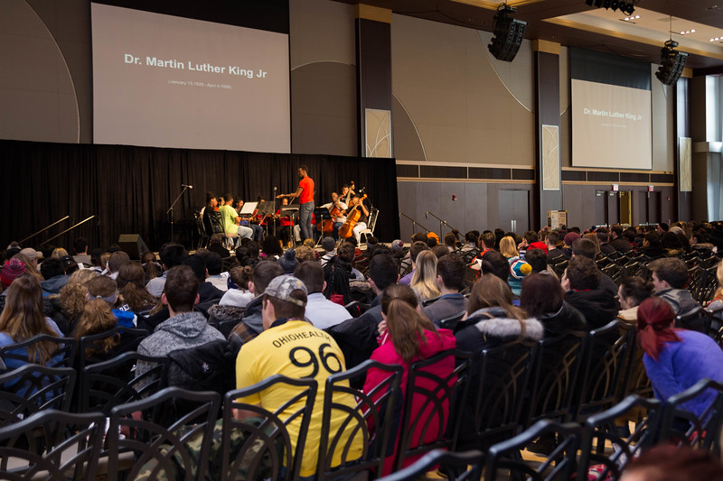 2018 MLK Day Commencement Ceremony