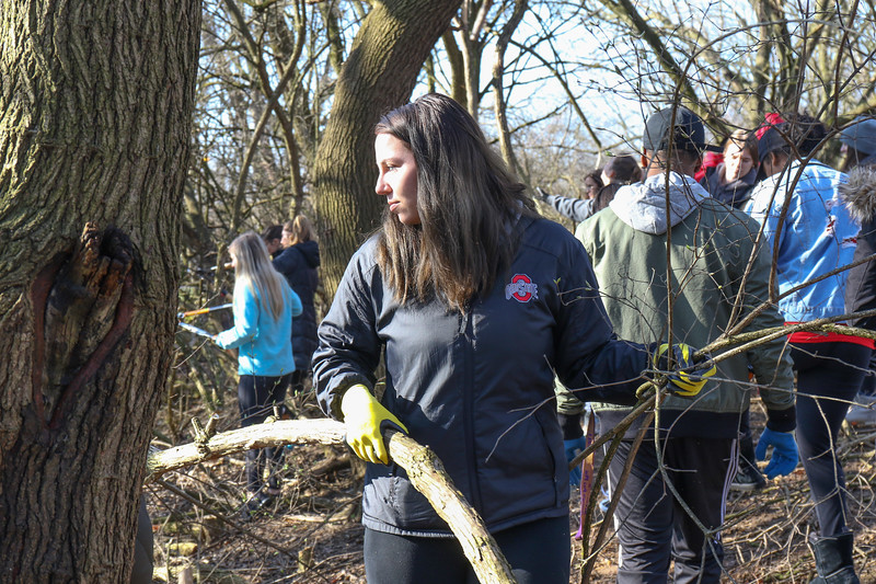 2018 Pay it Forward Spring into Service