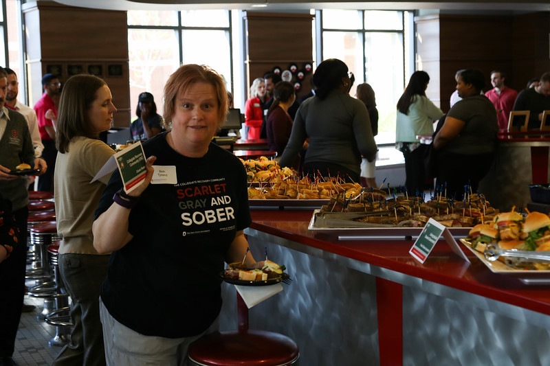 2018 Sloopy's Sandwich Club Event